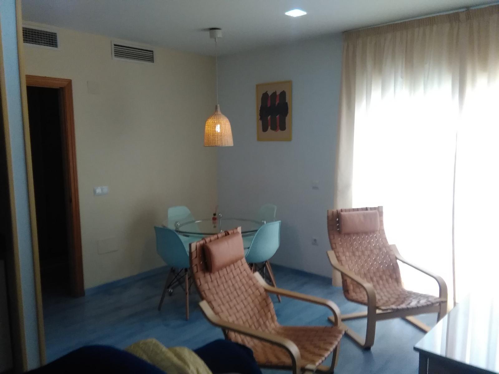 Apartment for rent in Ollerias, Malaga